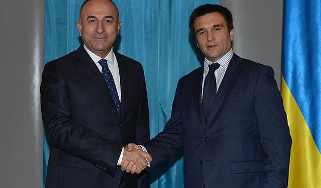 Çavuşoğlu: Kırım'ın ilhakını tanımıyoruz
