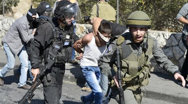 İsrail askerleri 4 Filistinli'yi yaraladı