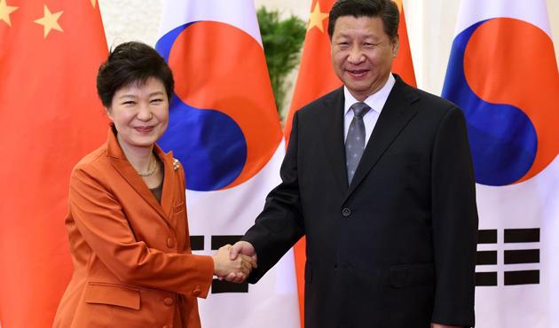 Çin ve G. Kore arasında serbest ticaret anlaşması