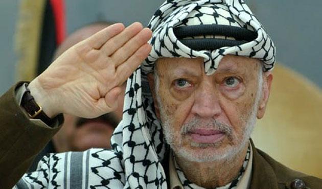 Filistin'in seçilmiş ilk başkanı: Yaser Arafat