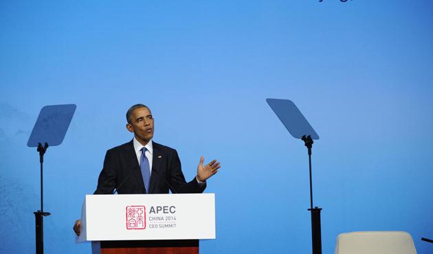 Obama: Çin'i zapt etme niyetimiz yok