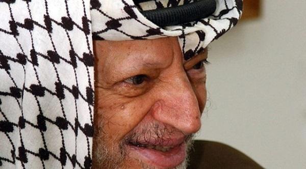 Yaser Arafat Beyrut'ta anıldı