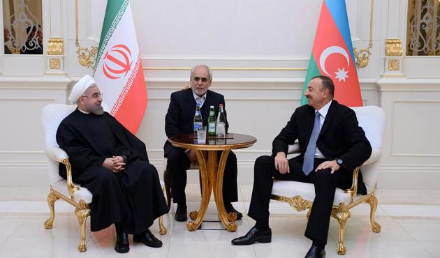 İran ve Azerbaycan arasında yeni anlaşmalar