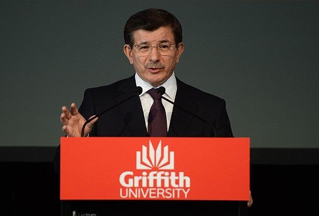 Başbakan Davutoğlu Irak'a gidiyor