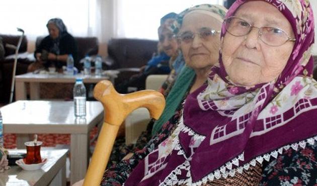 Türkiye'deki yaşlı nüfus 61 ülkenin nüfusundan çok