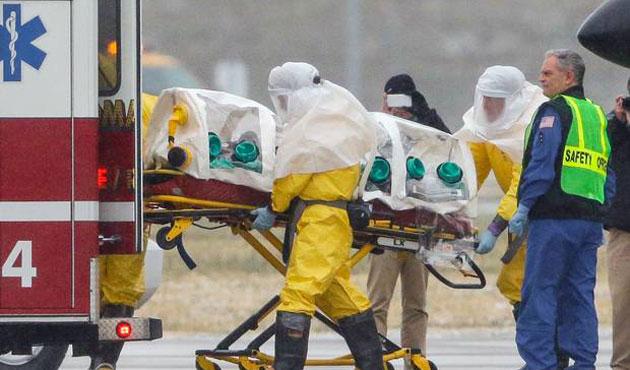 ABD'de Ebola tedavisi gören doktor öldü