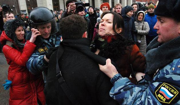 HRW: Kırım Tatarlarının insan hakları ihlal ediliyor
