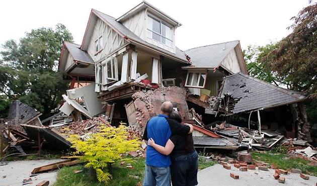 Yeni Zelanda'da 6,7 büyüklüğünde deprem