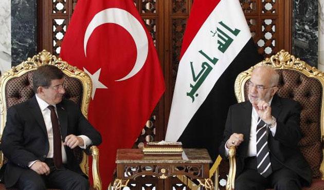 Davutoğlu: Türkiye ile Irak omuz omuza verirse...