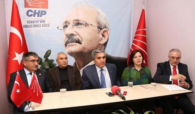 CHP'liler Kılıçdaroğlu'nu seyit ilan etti