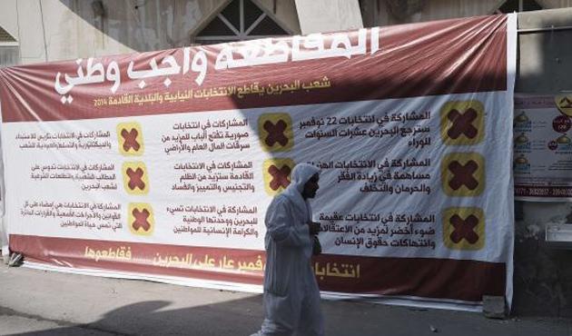 Bahreyn'de genel seçimler yapılıyor