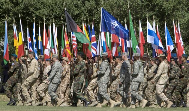 ABD Afganistan'da 12 bin asker bulunduracak