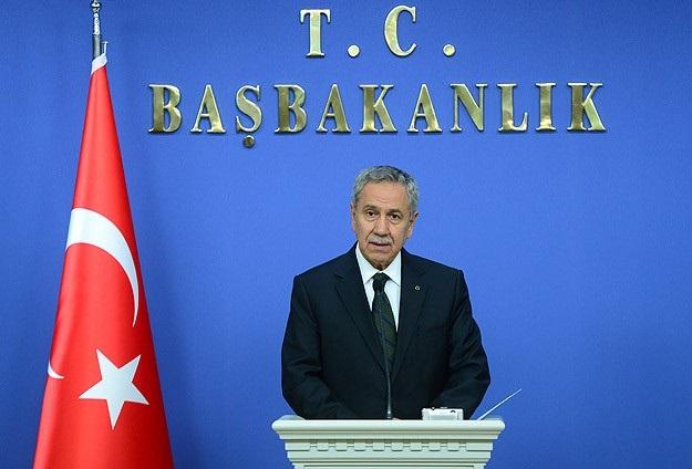 Arınç: HDP daha sorumlu davranmalı
