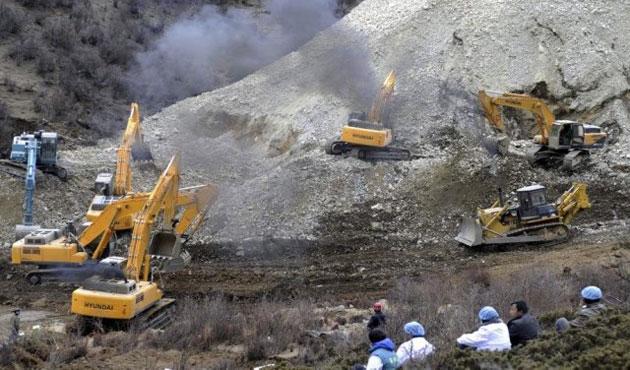 Çin'de maden ocağındaki patlamada 11 ölü