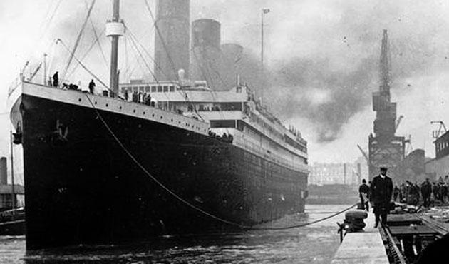 Titanik faciasında ölen 100 Türk'ün hikayesi