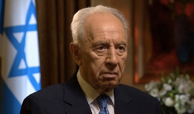 'Yahudi Ulus Devleti' talebine Peres'ten tepki