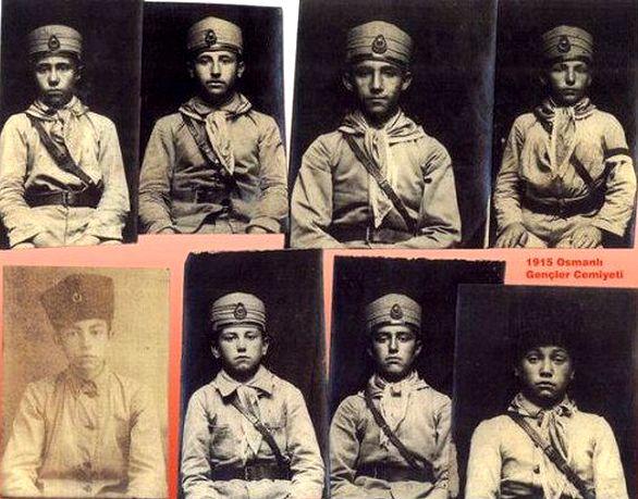 Çanakkale Harbi'nin çocuk askerleri