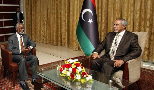 'Türkiye Libya'da arabulucu olsun' talebi