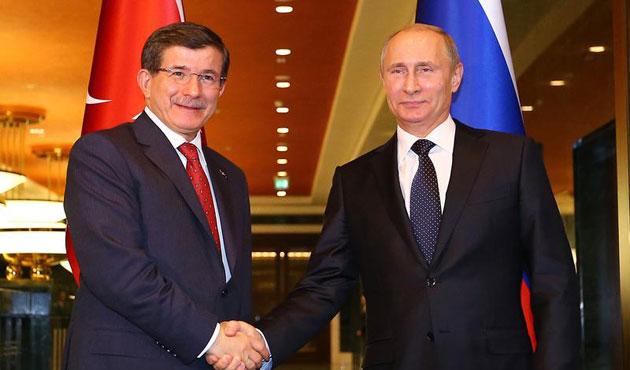 Putin: Türkiye'yle işbirliğini geliştirmekten başka şans yok