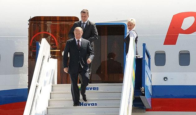 Putin'in 100 milyarlık ziyareti bugün