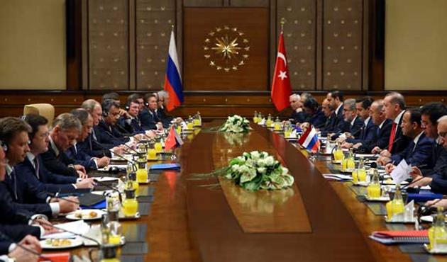 Rusya - Türkiye: Zorunlu yakınlaşma...