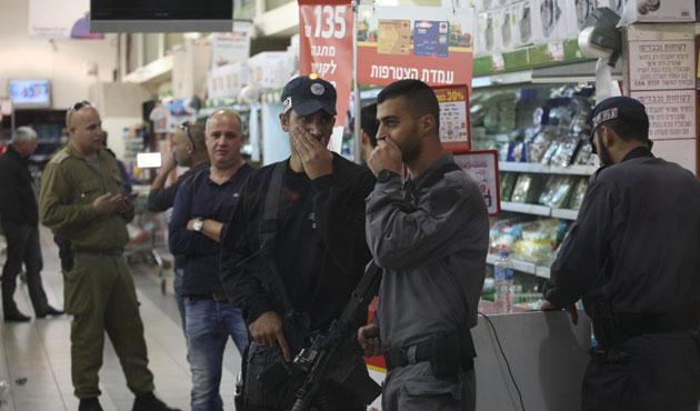 İsrail askeri bir Filistinli'yi yaraladı