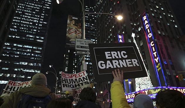 New York'ta 83 kişi gözaltına alındı