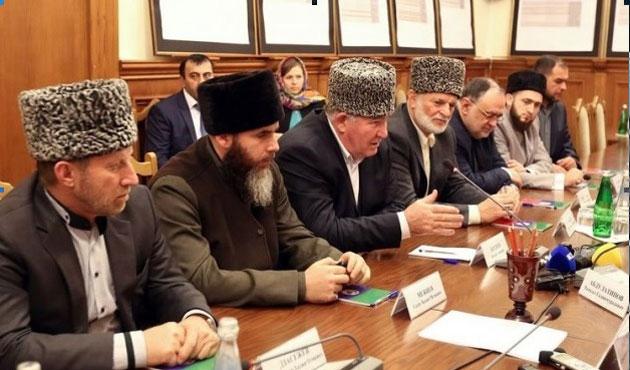 Moskova'ya cami ve İslam Akademisi gündemde