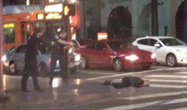 ABD polisi iki kişiyi daha öldürdü