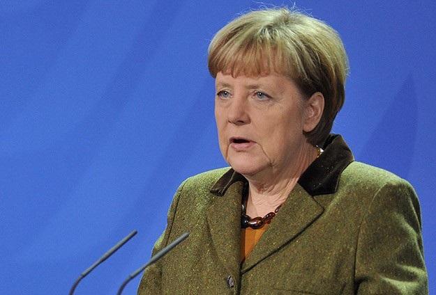 Hackerlar Merkel'in sitesini çökertti