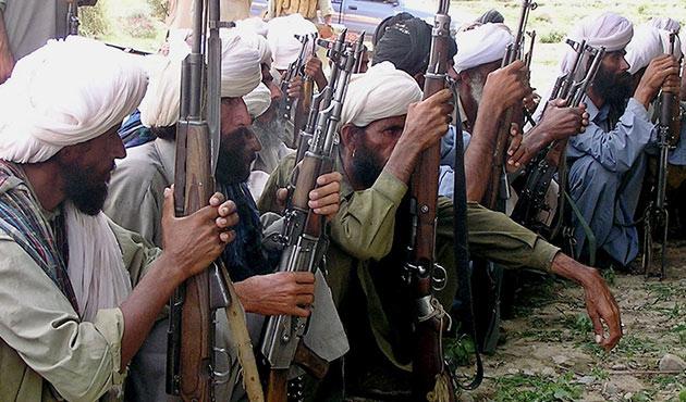 NATO uçağı Afganistan'da IŞİD komutanını öldürdü