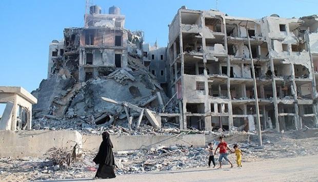 Gazze'nin yeniden inşası 100 yılı bulabilir