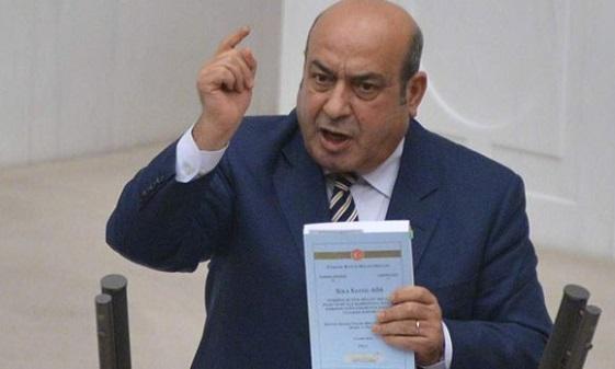 Bütçe Komisyonu görüşmelerinde Kürdistan krizi