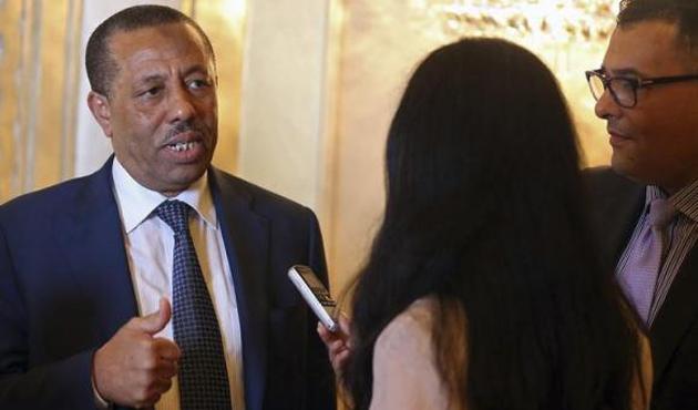 Libya Başbakanı: Trablus'u geri alacağız