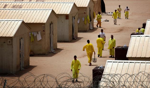 IŞİD komutanından hapishane anıları!