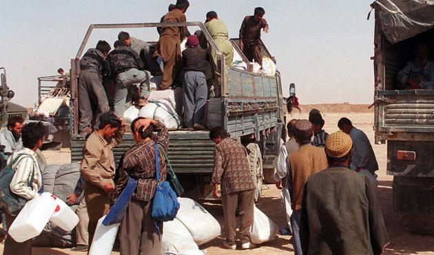 İran, 450 bin Afgan mültecinin vizesini uzattı