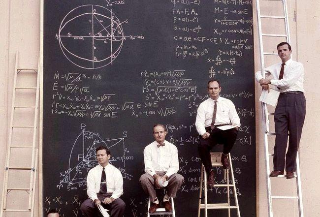 1961'de NASA'da çalışma günleri