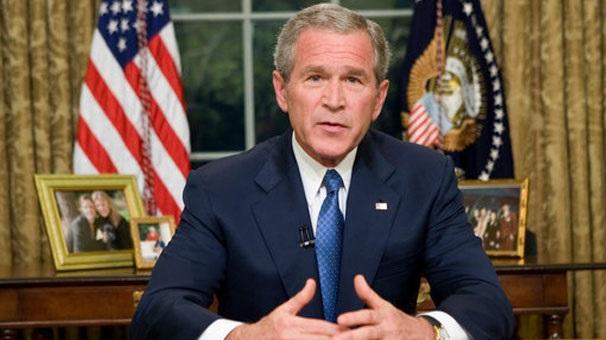 Bush'a göre işkence yapanlar vatansever