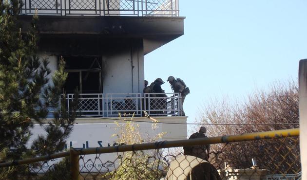 Taliban banka bastı: Çok sayıda rehine var