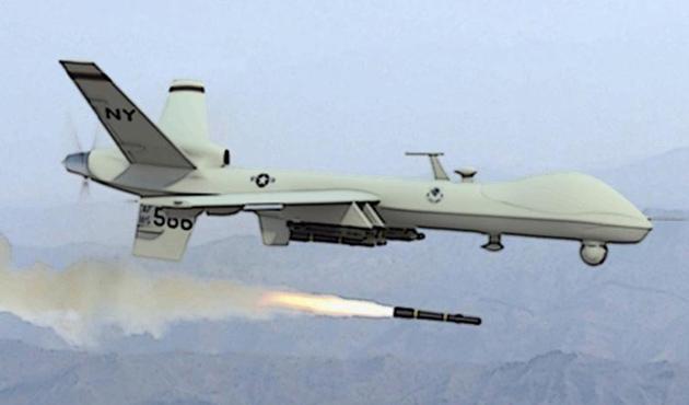 Pakistan'dan Taliban'a hava saldırısı