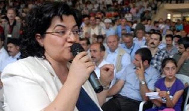 Emine Ayna hakkında hapis talebi