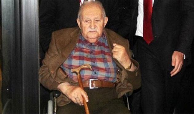 Süleyman Demirel'in kardeşi Hacı Ali Demirel öldü