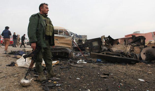 Irak'taki çatışmalarda 999 Peşmerge öldü