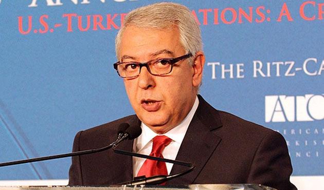 ABD Dışişleri Bakanı Yardımcısı, Türk Büyükelçi'yle görüştü