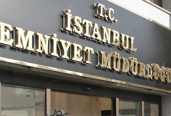 İstanbul Emniyet'inden plakasız araç açıklaması