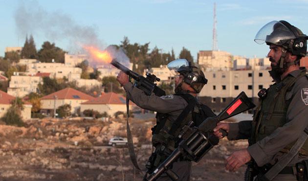 İsrail, 4 Filistinli'yi gözaltına aldı