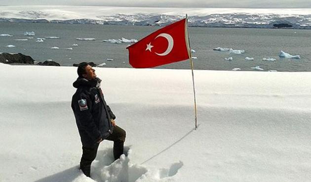 Türkiye Antarktika'da üs kuruyor