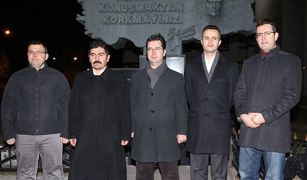 Gözaltındaki polis amirleri serbest bırakıldı