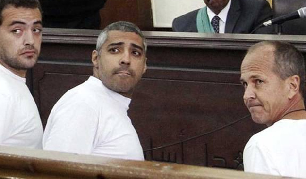 Mısır'daki El Cezire çalışanları yeniden yargılanacak