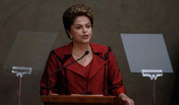 Brezilya'nın eski Devlet Başkanı Rousseff isyan etti